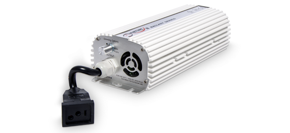 Quantum Dimmable Digital Ballasts